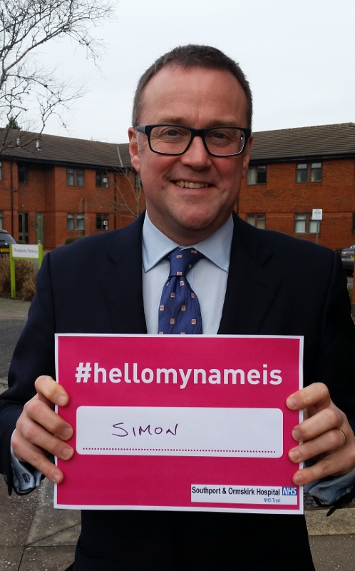 , Hello, my name is Simon, Skem News - The Top Source for Skelmersdale News