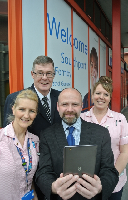 Innove Solutions and hospital Trust launch new wayfinding app. (410x640)