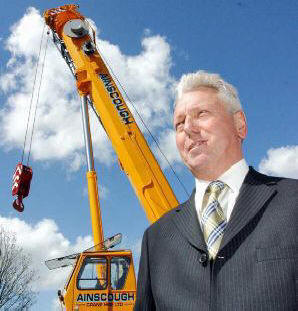 , Former crane boss to 'lift' business event, Skem News - The Top Source for Skelmersdale News
