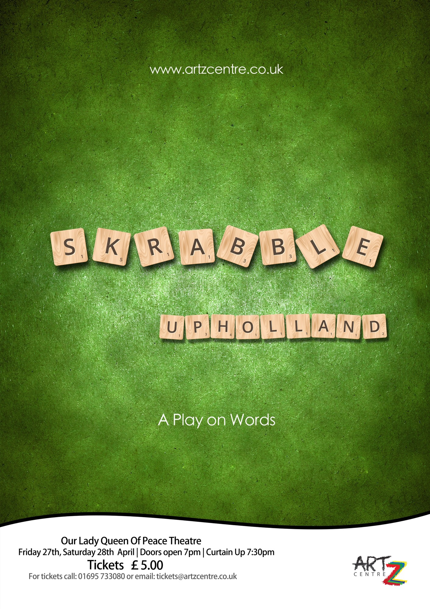 , Artz Centre's Upholland academy present 'Skrabble', Skem News - The Top Source for Skelmersdale News, Skem News - The Top Source for Skelmersdale News