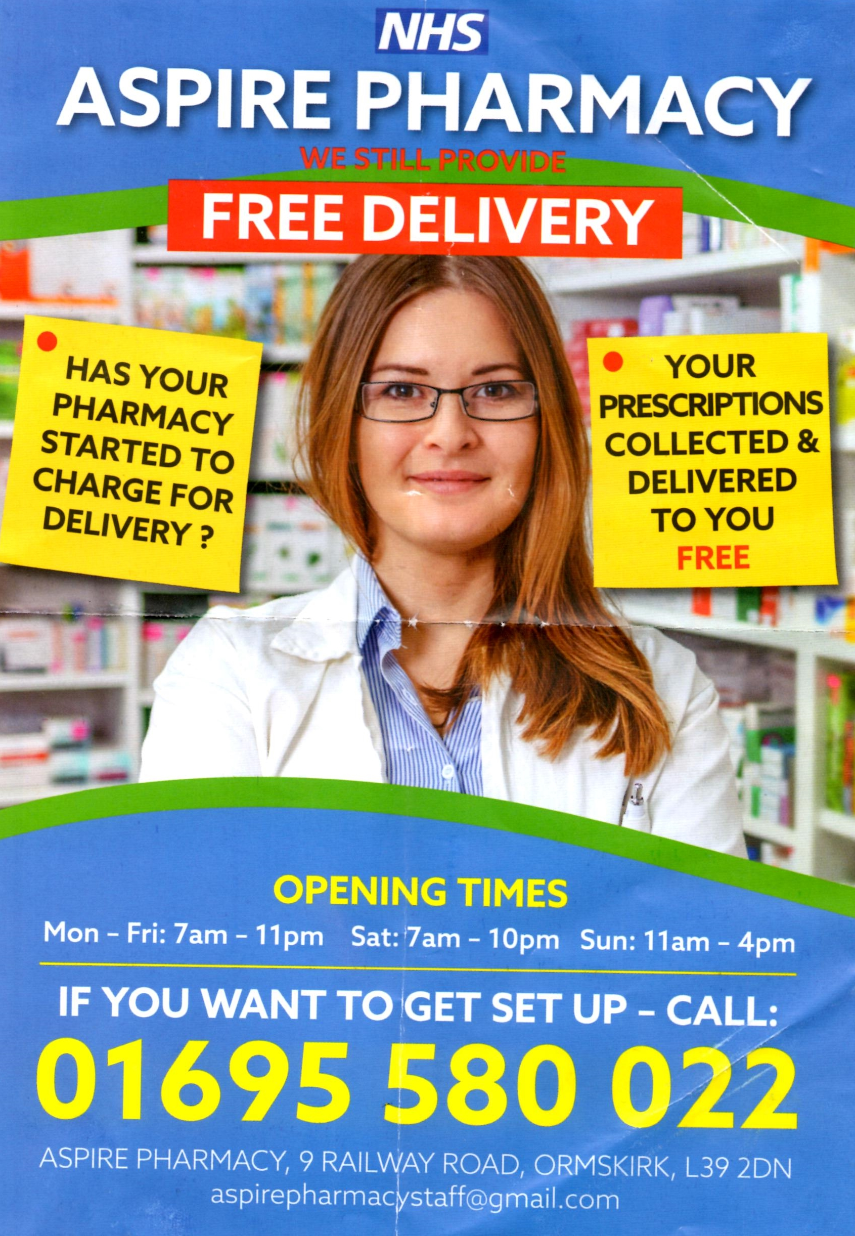 , Pharmacy, Skem News - The Top Source for Skelmersdale News