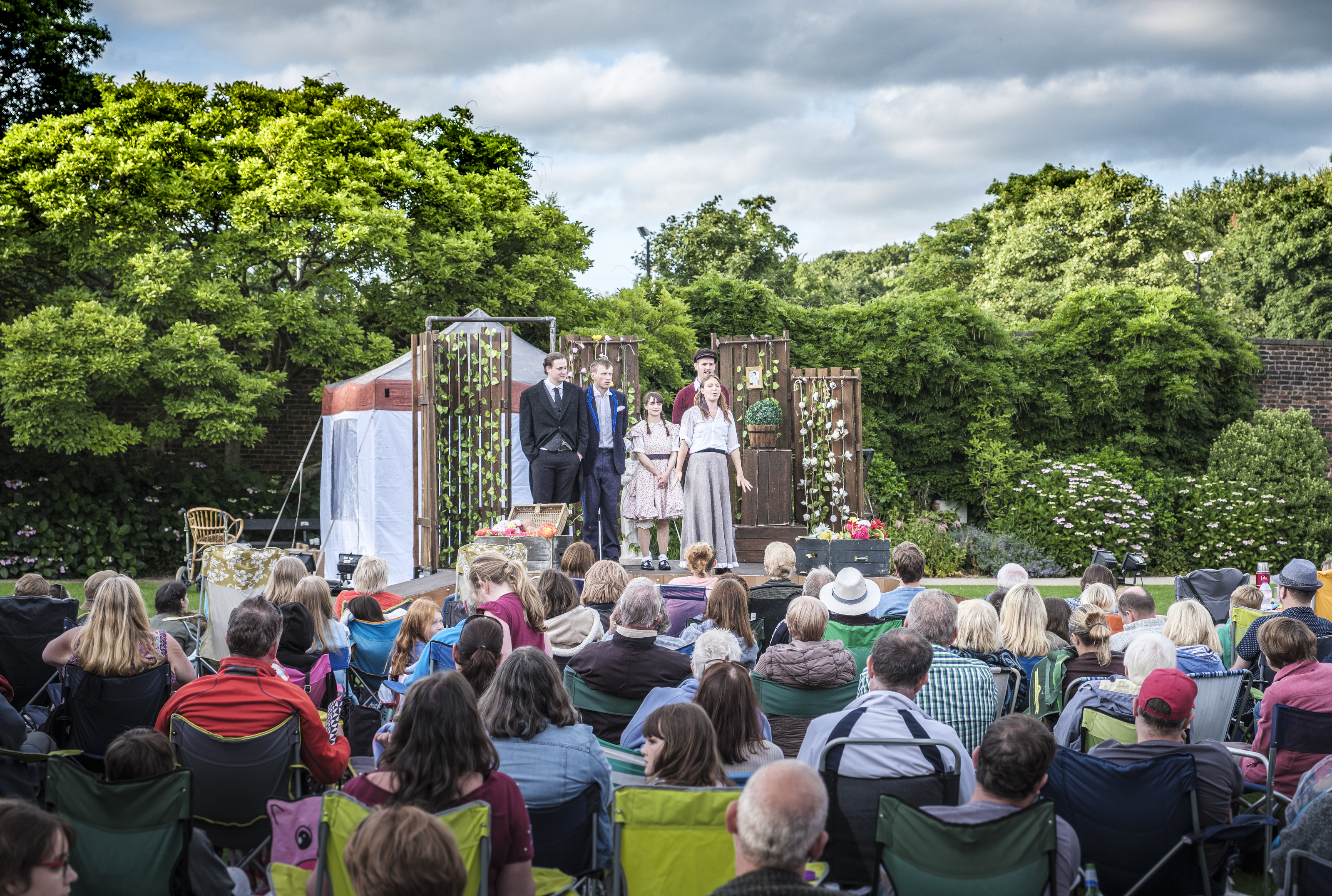 , Theatre in the Park returns to Chorley, Skem News - The Top Source for Skelmersdale News