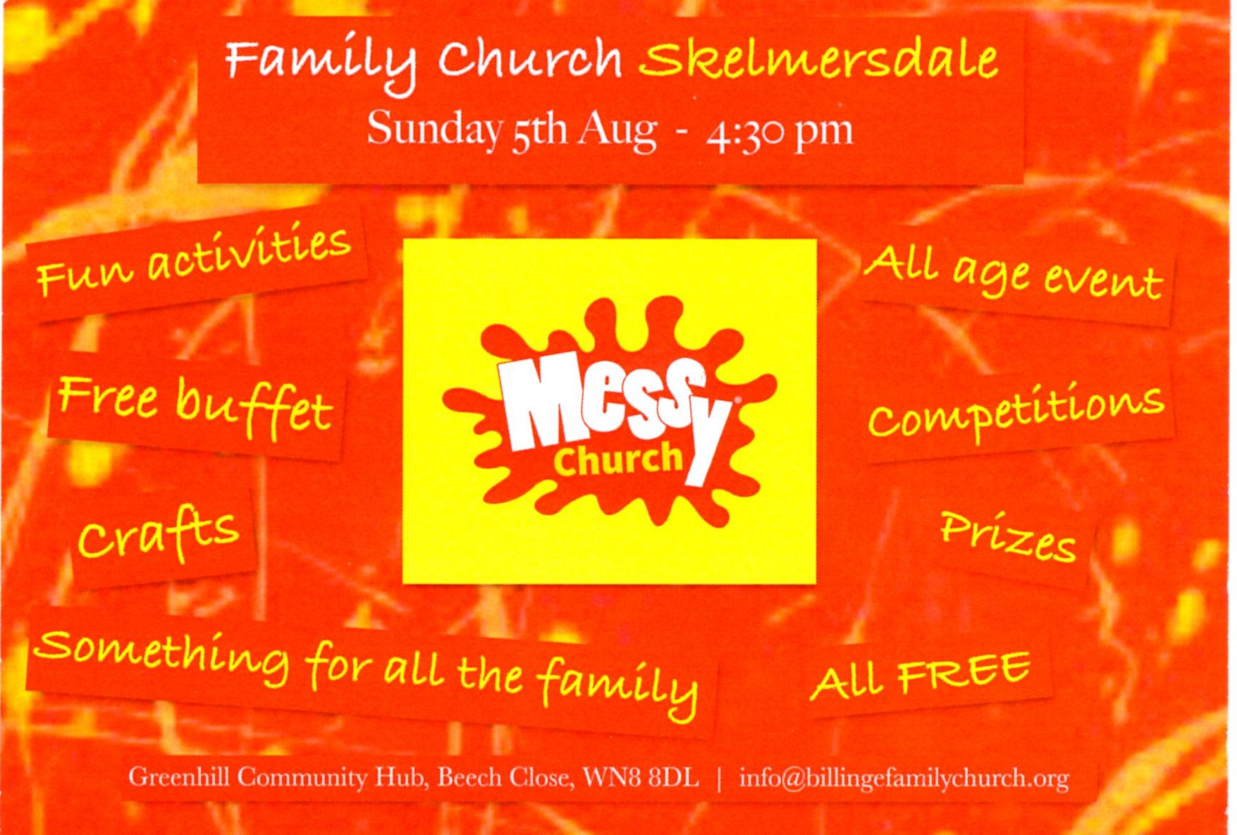 , Family Church Skelmersdale – Messy Church, Skem News - The Top Source for Skelmersdale News