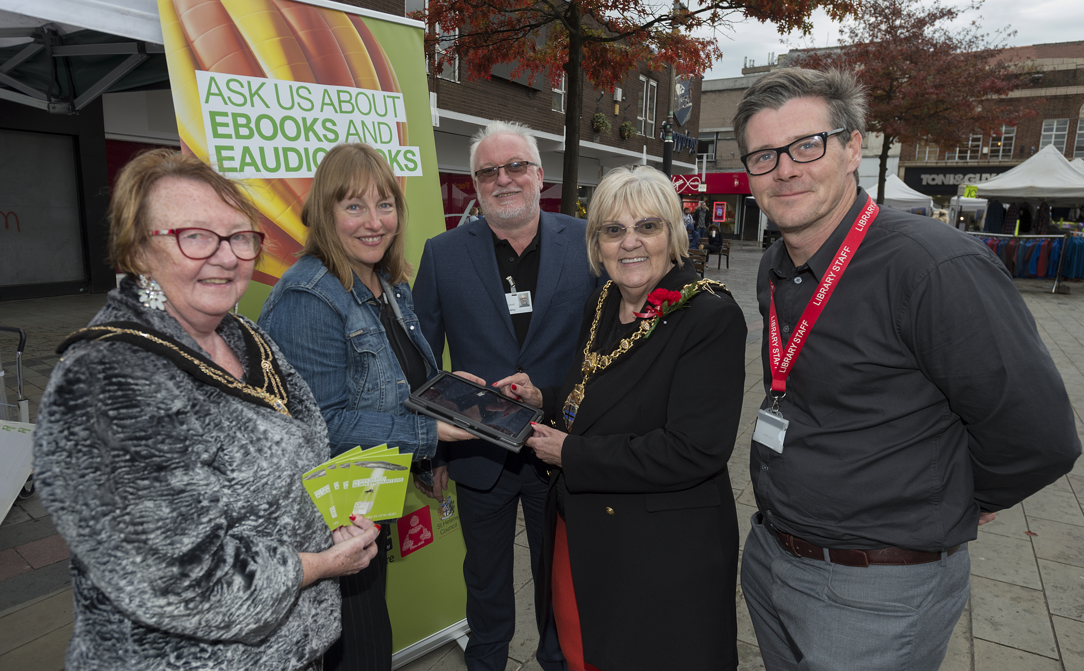 , Digital service proves a real hit with library members, Skem News - The Top Source for Skelmersdale News
