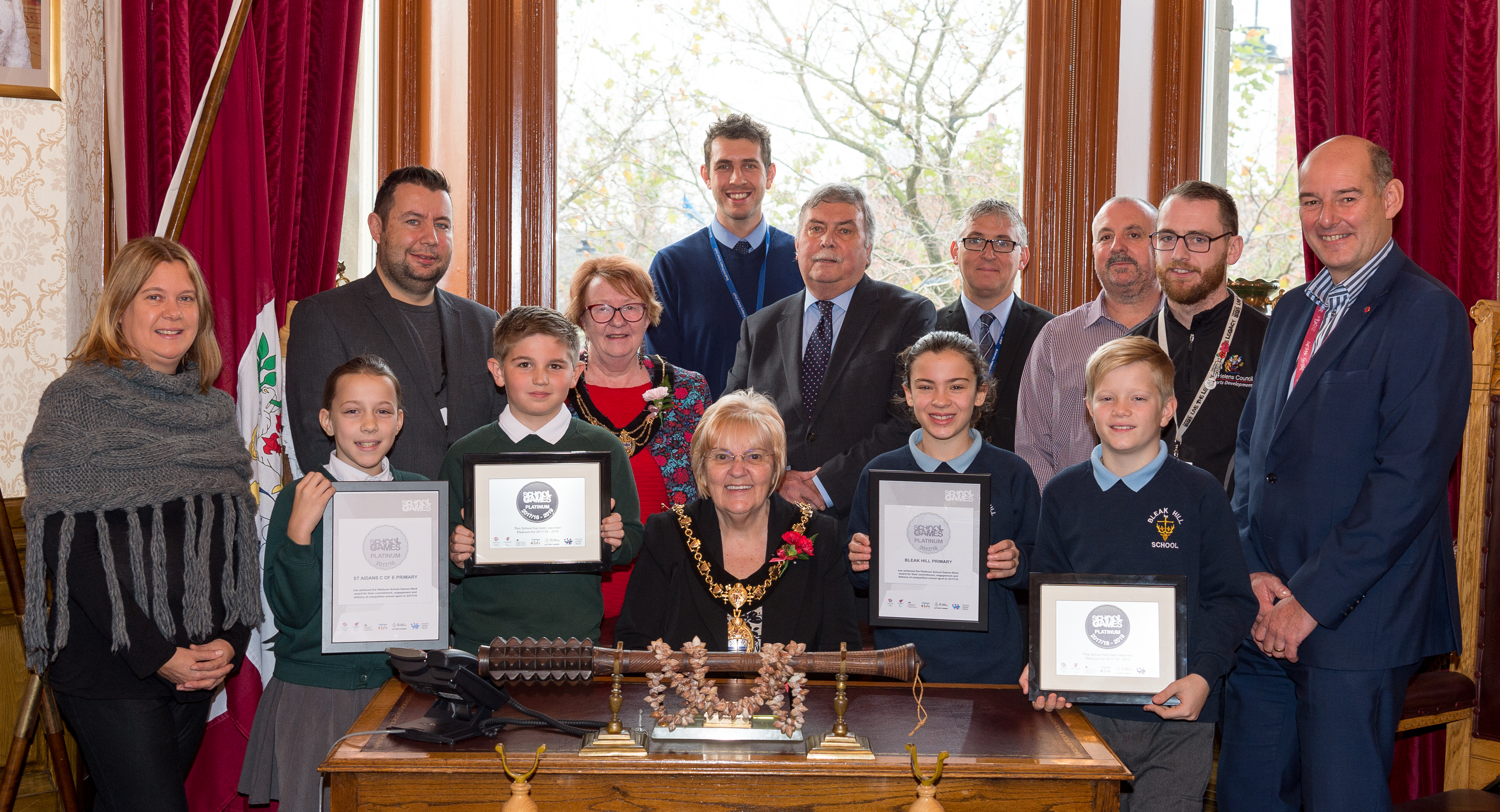 , St Helens schools recognised for achieving top sports award, Skem News - The Top Source for Skelmersdale News, Skem News - The Top Source for Skelmersdale News