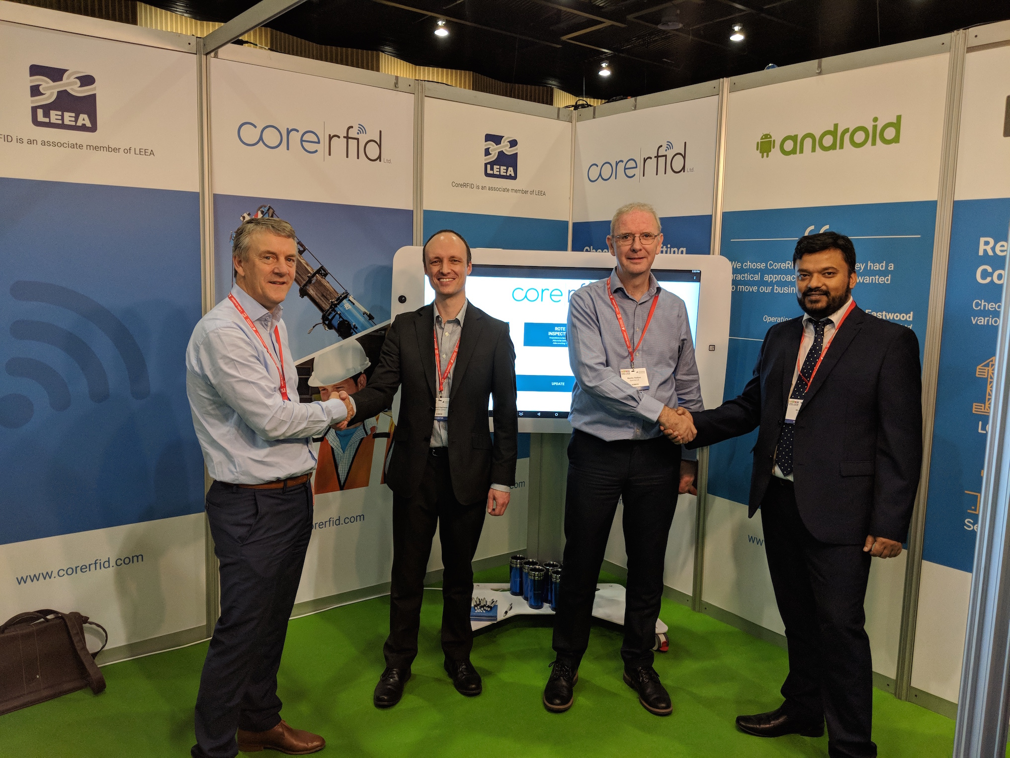 , SpanSet acquires stake in CoreRFID, Skem News - The Top Source for Skelmersdale News