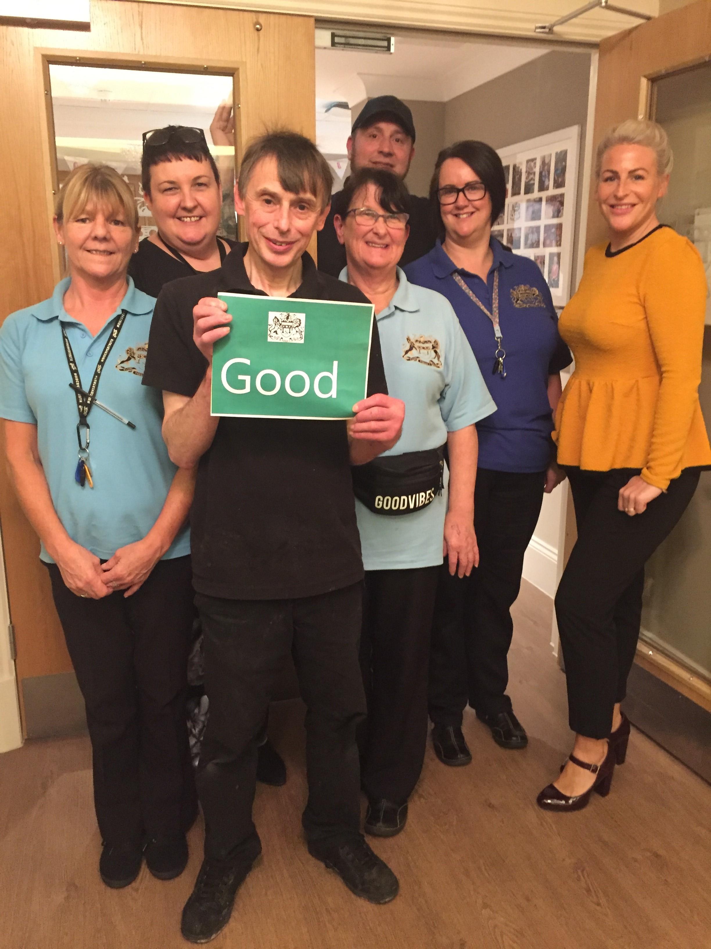 , Inspectors praise standards at Mawdesley care home, Skem News - The Top Source for Skelmersdale News