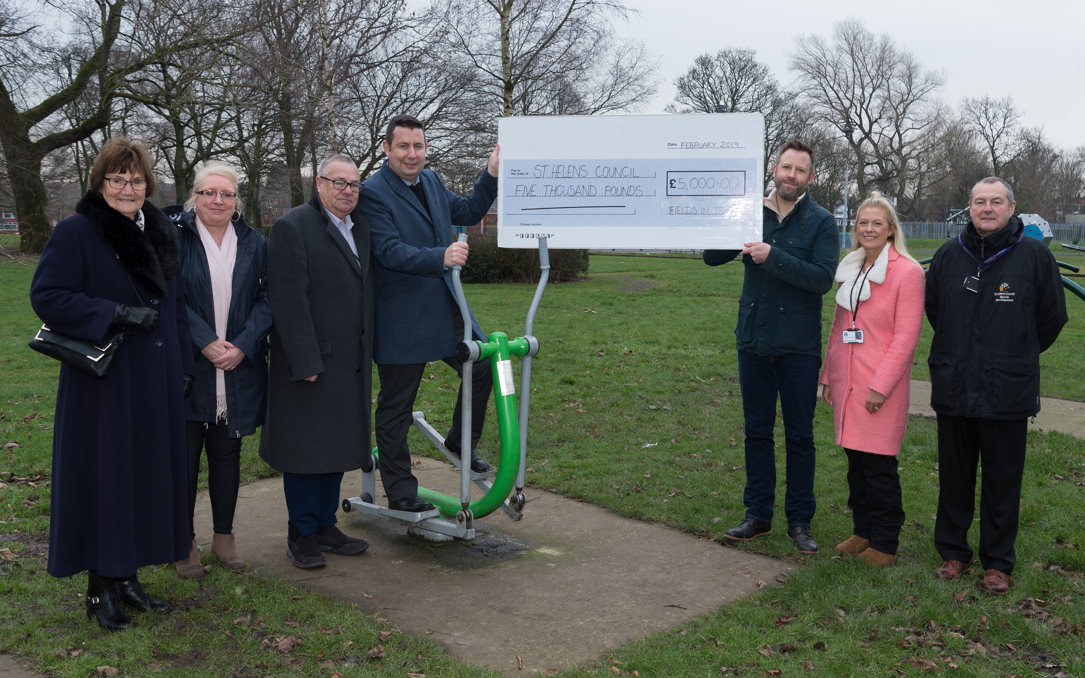 , Funding secured to help people get active in borough's green spaces, Skem News - The Top Source for Skelmersdale News