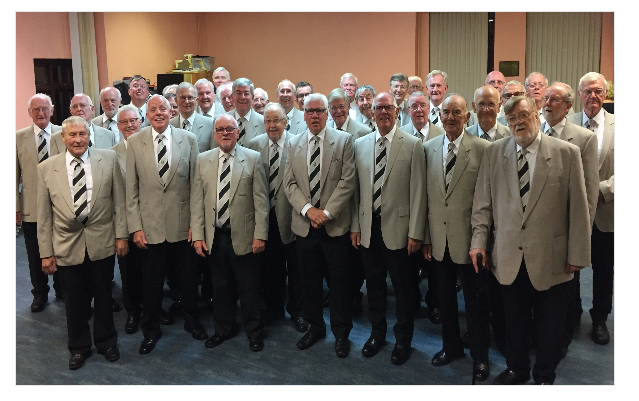 , Aughton Male Voice Choir in Bickerstaffe, Skem News - The Top Source for Skelmersdale News