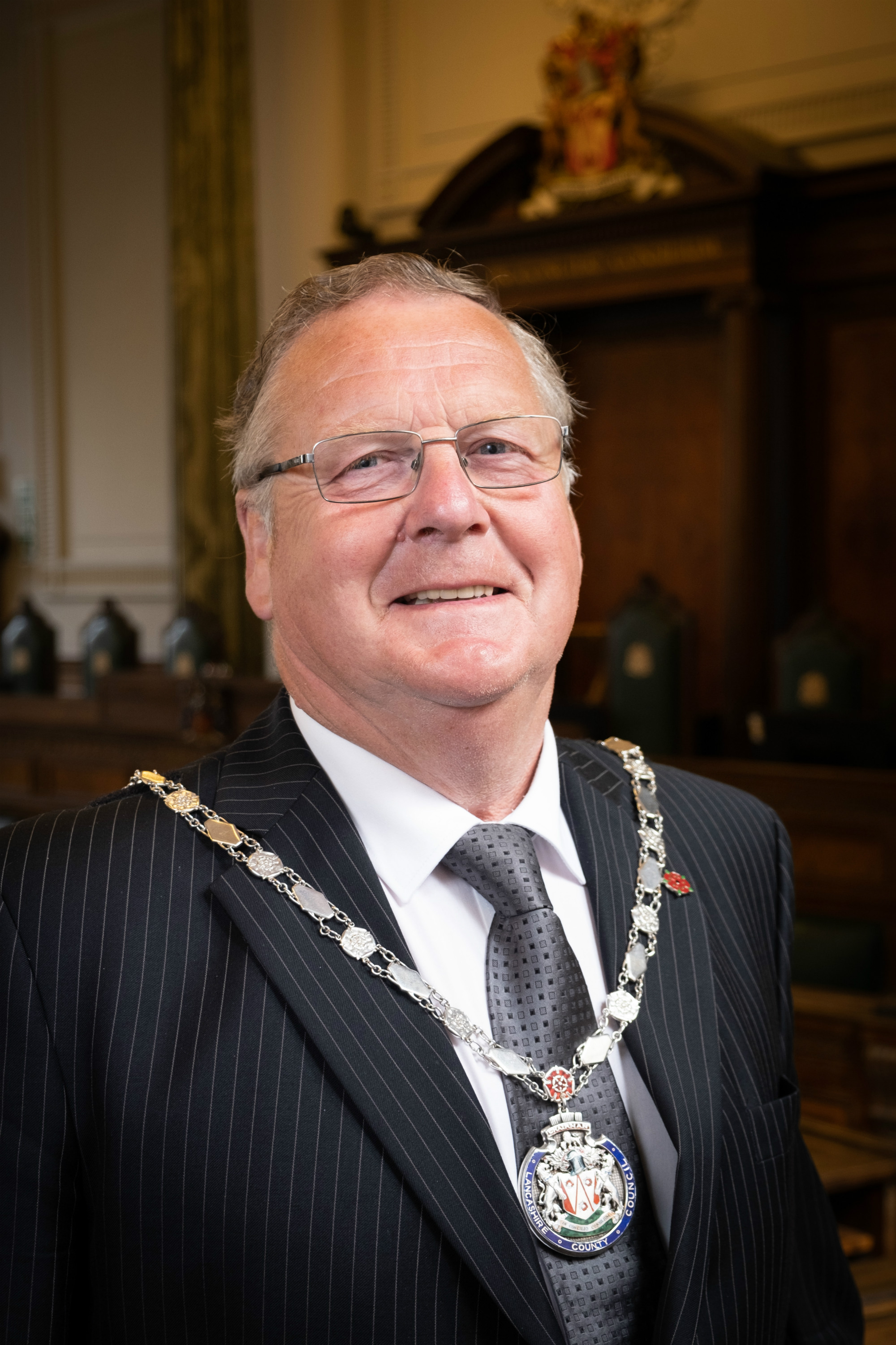 , Farmer Paul is the 50th person to be chairman, Skem News - The Top Source for Skelmersdale News