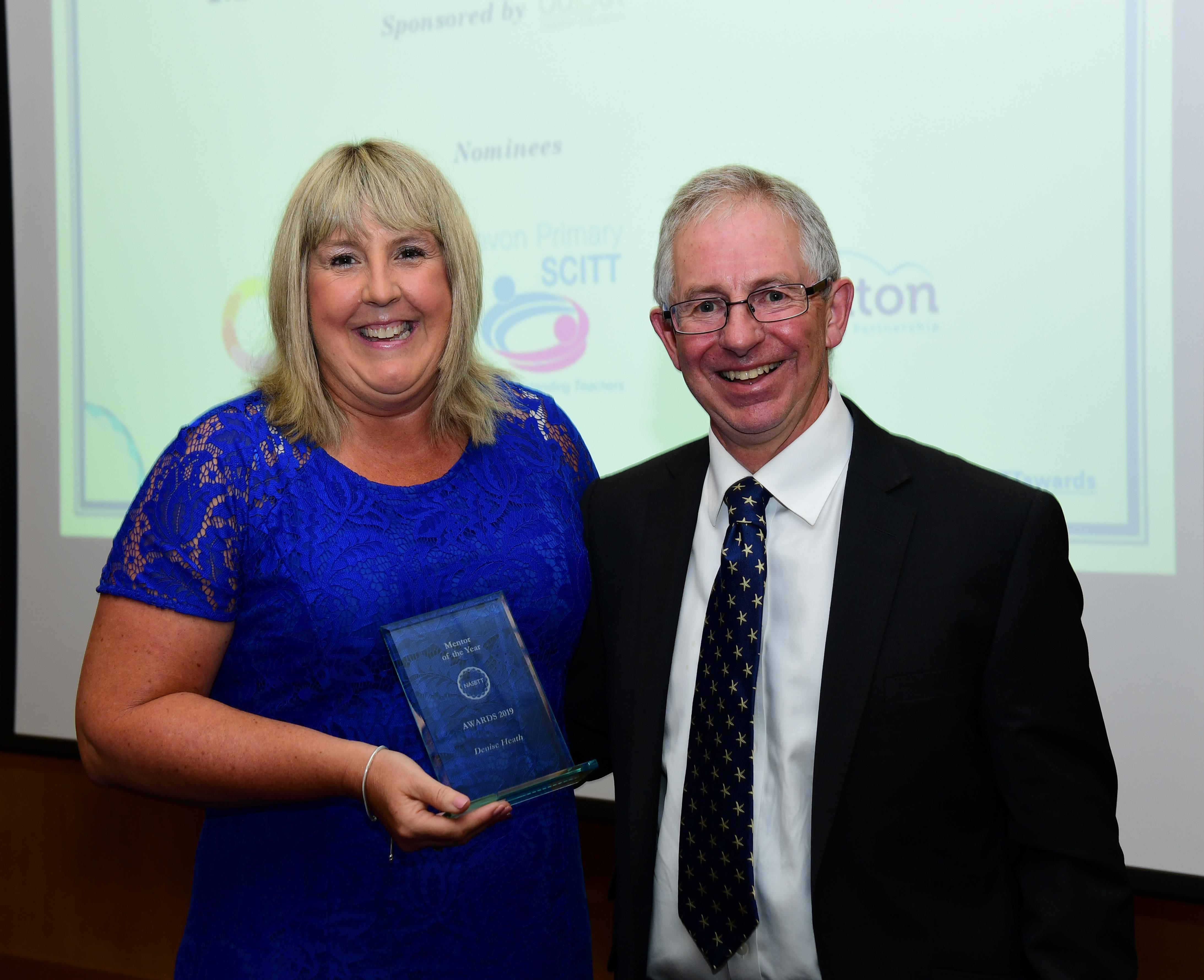 , NASBTT Awards 2019: North West SCITT's Denise Heath wins Mentor of the Year award, Skem News - The Top Source for Skelmersdale News