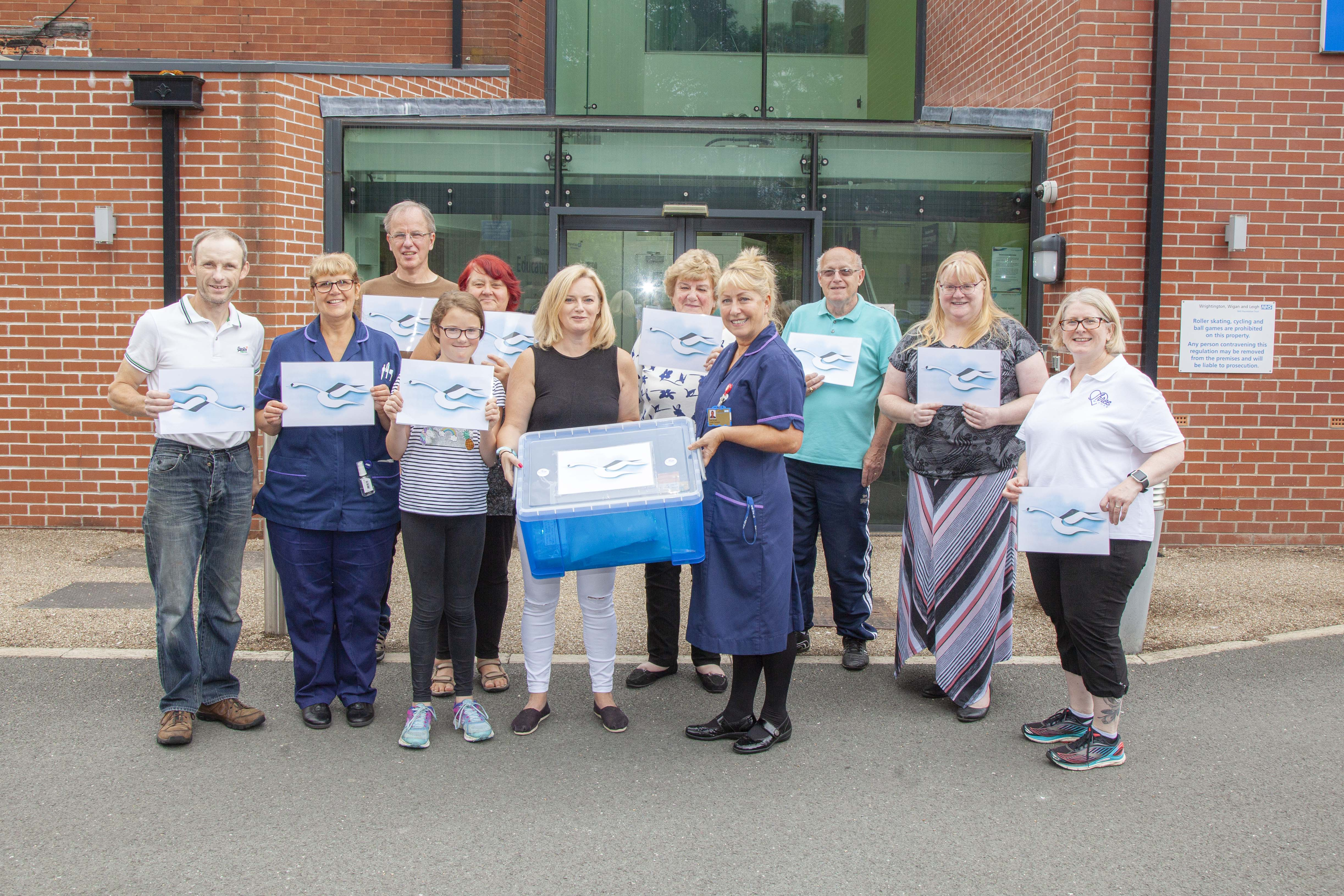 , Boost for Bereavement Boxes, Skem News - The Top Source for Skelmersdale News