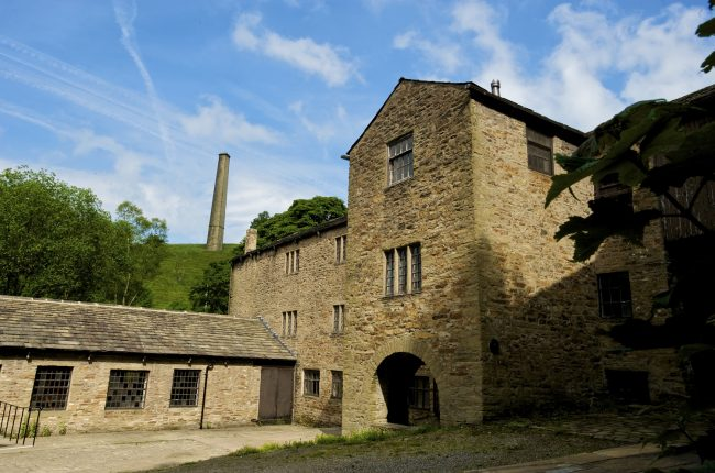 helmshore mill