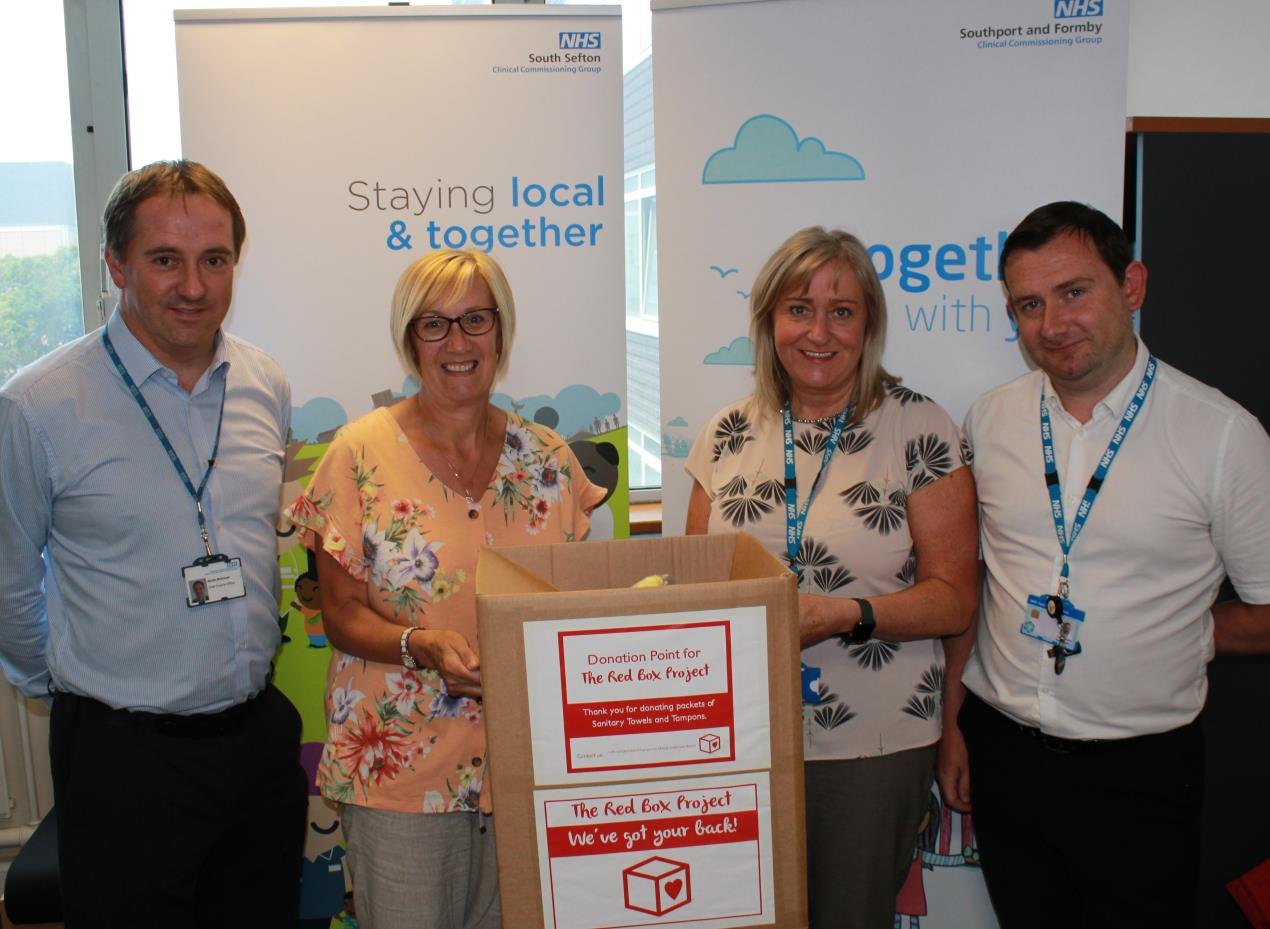 , CCGs back Red Box Project, Skem News - The Top Source for Skelmersdale News, Skem News - The Top Source for Skelmersdale News