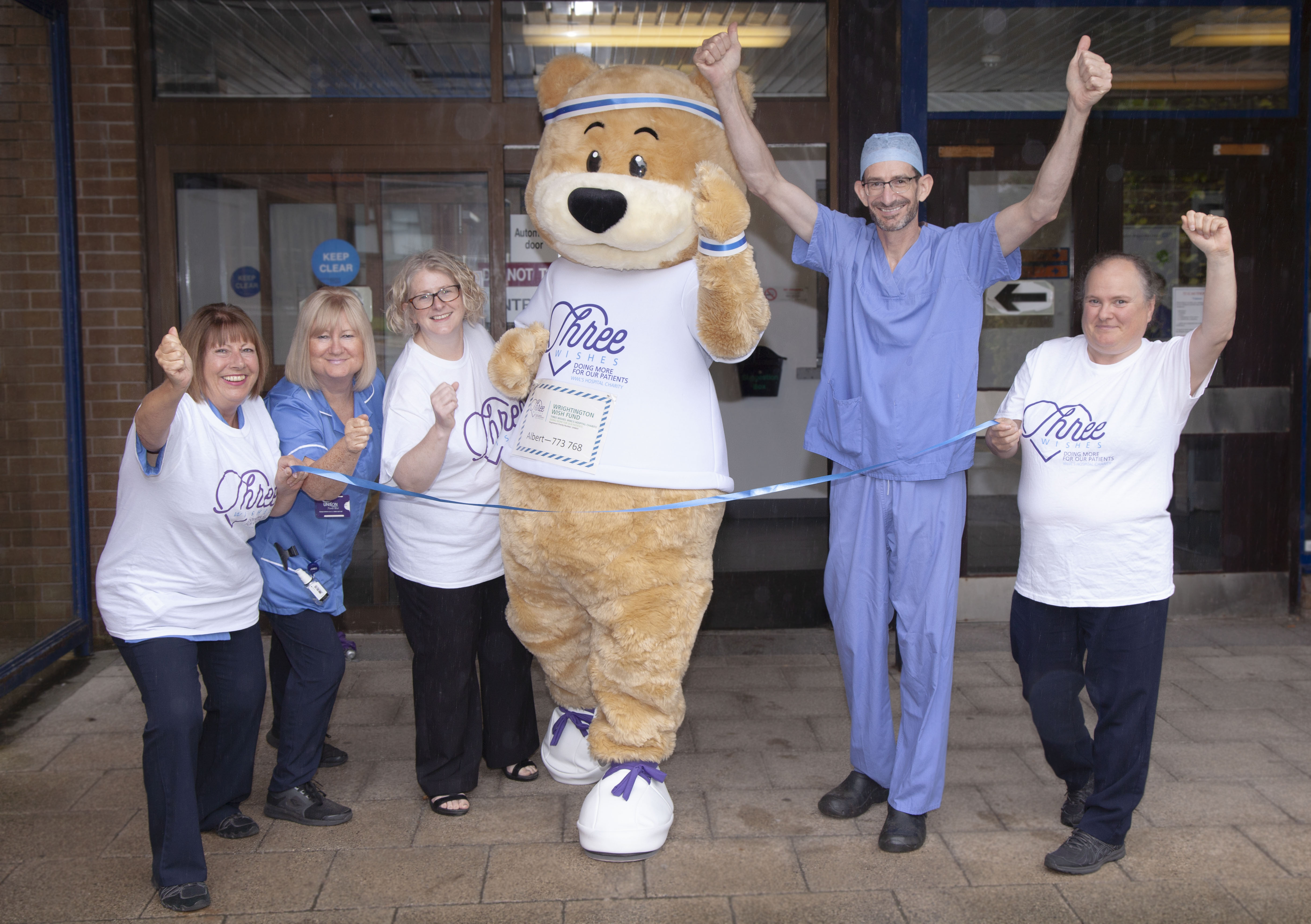 , Wrightington Wish Walk 2019, Skem News - The Top Source for Skelmersdale News, Skem News - The Top Source for Skelmersdale News