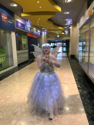 skemnews, Families flock to Concourse Shopping Centre for Christmas launch, Skem News - The Top Source for Skelmersdale News