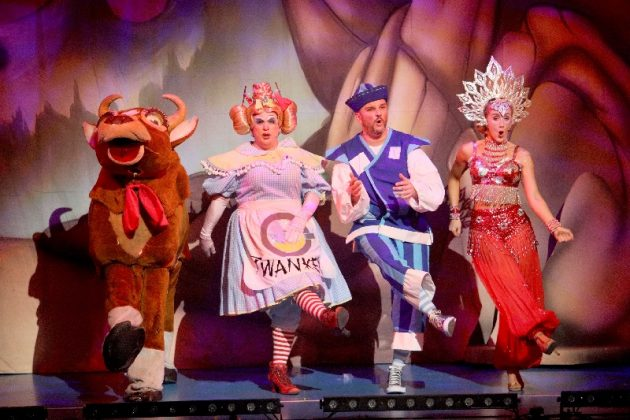aladdin, Five-star Aladdin pantomime is wowing audiences in St Helens, Skem News - The Top Source for Skelmersdale News