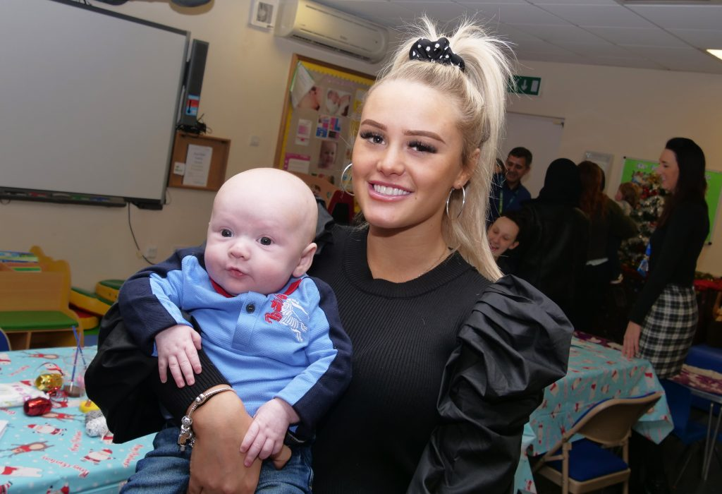 party, Wigan's family nurses hold Christmas party for young families, Skem News - The Top Source for Skelmersdale News