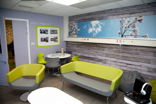 hospital, Hospital's 'Teen Zone' officially opens, Skem News - The Top Source for Skelmersdale News