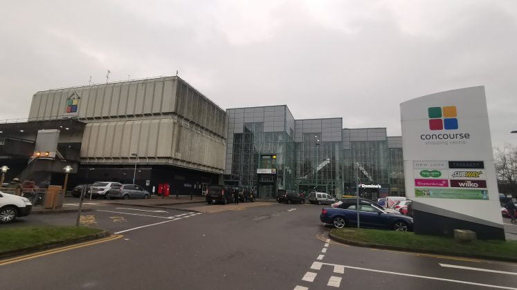 concourse, Skelmersdale Concourse undergoes exterior cleaning, Skem News - The Top Source for Skelmersdale News, Skem News - The Top Source for Skelmersdale News