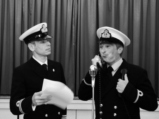 navy, The Navy Lark sails into Liverpool, Skem News - The Top Source for Skelmersdale News