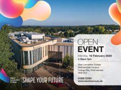West Lancs College open event
