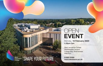 West Lancs College open event