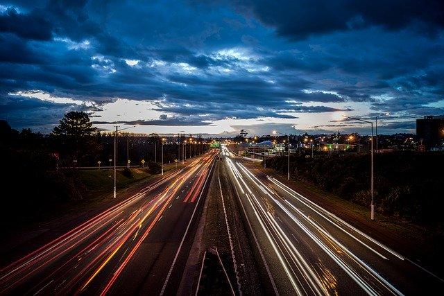 motorway journeys