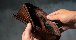 poverty money