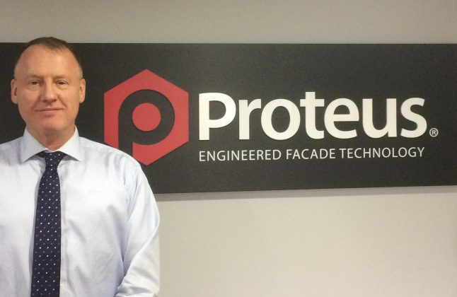 proteus, Trio of new appointments supports growth at Proteus Facades, Skem News - The Top Source for Skelmersdale News