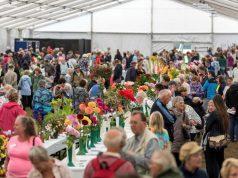 chorley flower show