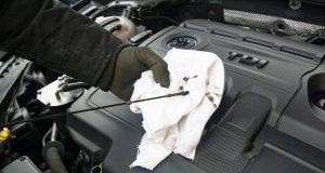 oil check engine