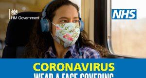 coronavirus face covering