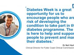 diabetes week nhs