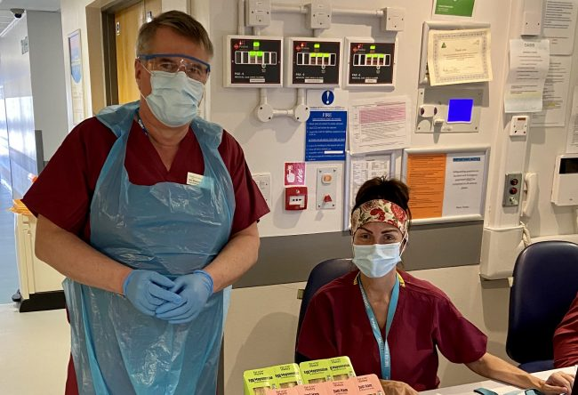 stories, Front-line NHS staff tell their stories, Skem News - The Top Source for Skelmersdale News, Skem News - The Top Source for Skelmersdale News
