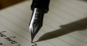write writing