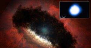 space x-ray protostar
