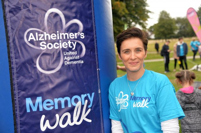 vicky mcclure alzheimers memory