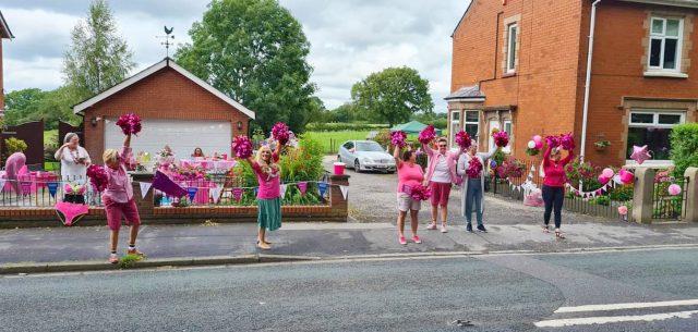 Hoghton Lane Residents
