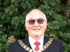 Mayor Terence Aldridge
