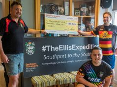 southport, rugby cheque