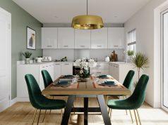 homes house kitchen