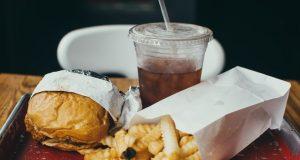 burger food fries