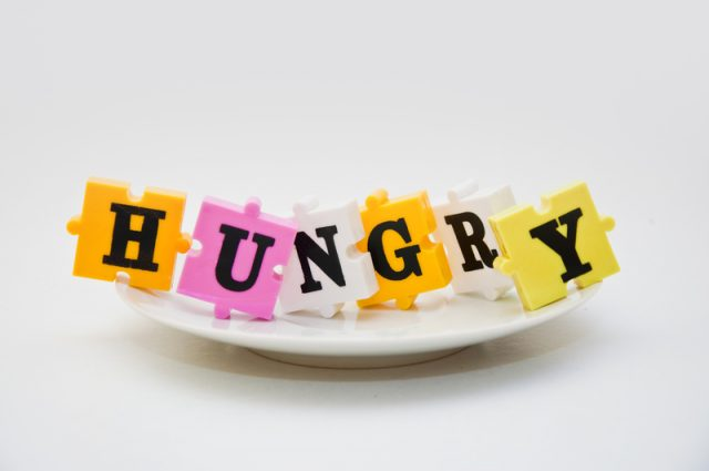 hunger hungry