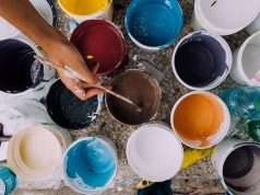 creative arts paint