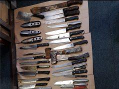 knives police