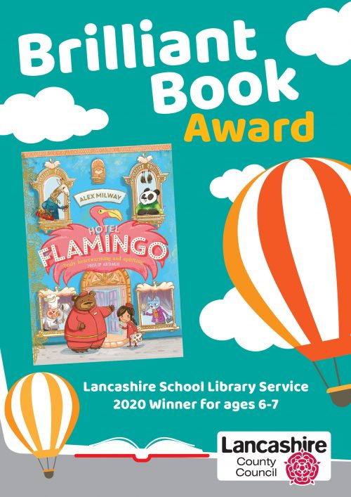 book awards, Primary school pupils choose the winners of Lancashire's Children's Book Awards 2020, Skem News - The Top Source for Skelmersdale News