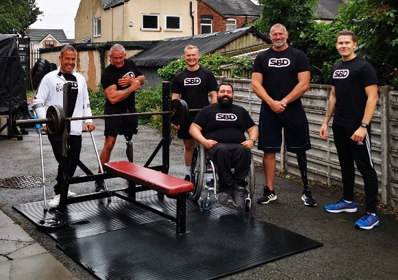 strongest disabled, World's Strongest Disabled Man Completes Double Challenge for Charity, Skem News - The Top Source for Skelmersdale News