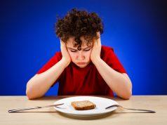 child hungry