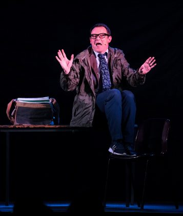comedy, One-Man Comedy By Jonathan Harvey To Tour Starring Andrew Lancel And Re-Opens Live Performance At Unity Theatre, Skem News - The Top Source for Skelmersdale News